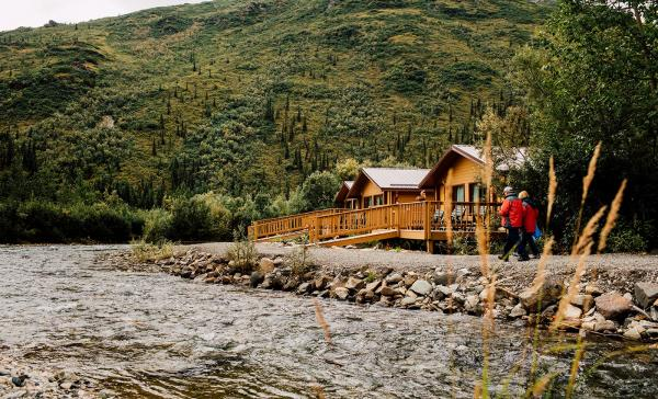 Denali Backcountry Lodge