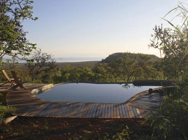 Safari Camp, Infinity Pool