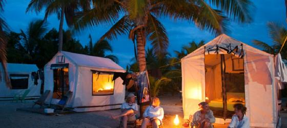 Glovers Reef Field Camp