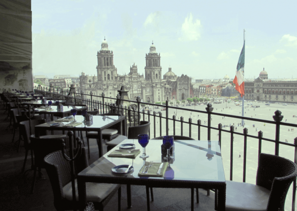 Gran Hotel Ciudad de Mexico - hotels for our Mexico tours