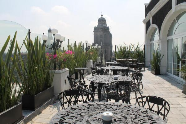 Holiday Inn Zocalo Mexico