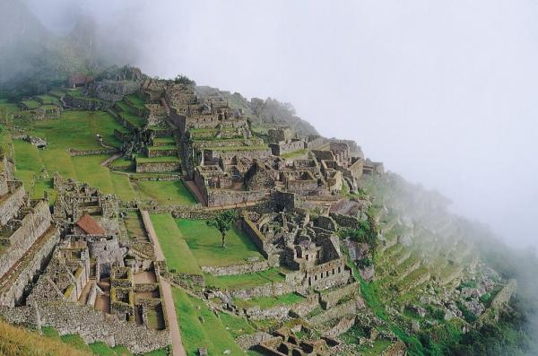 Stunning views of Machu Picchu