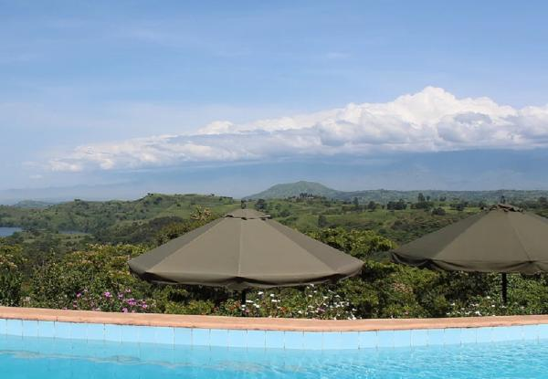 Ndali Lodge - Experience a Uganda tour with a stay in this Africa