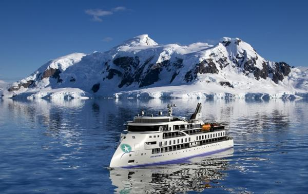 Greg Mortimer Expedition Cruise