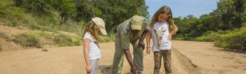 Exploration for all ages can be found in Thornybush Game Reserve