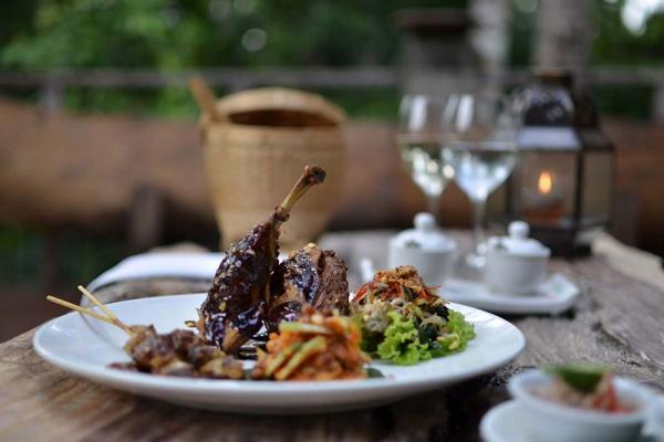 Incredible Balinese Cuisine