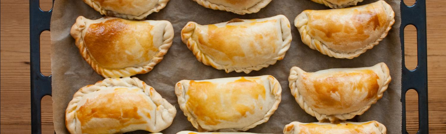 Food and travel: empanadas