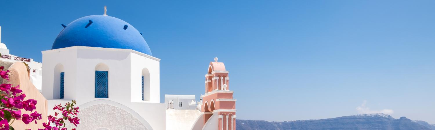 Traditional cycladic house, Oia Village