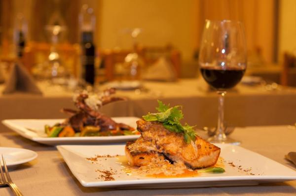 Enjoy incredible culinary delights