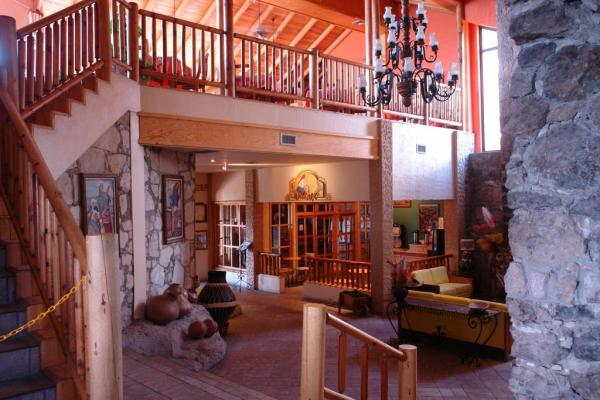 Full of rustic charm, enjoy a stay at Hotel Divisadero Barrancas