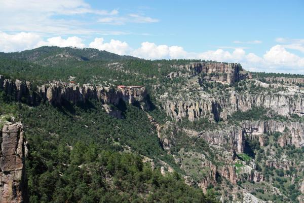 Ample opportunities to explore the canyons