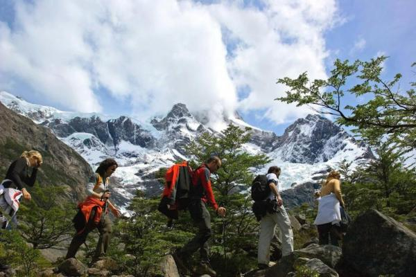 Trek Patagonia from your lodge