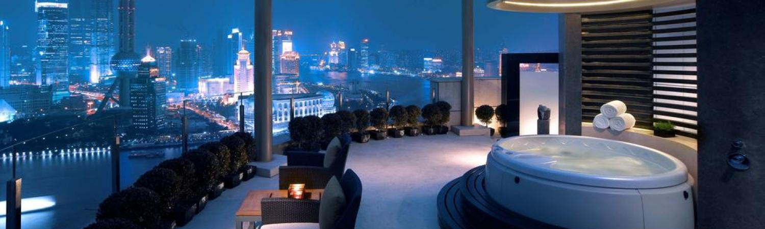 Hyatt on the Bund