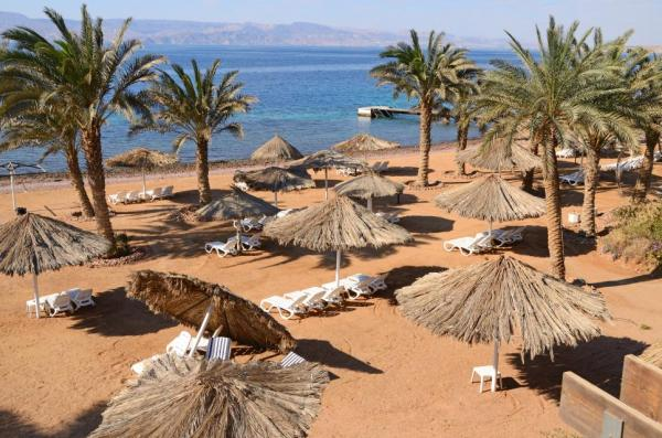 Beach of Aqaba