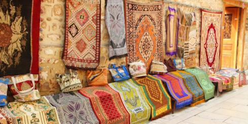 Rugs of Turkey