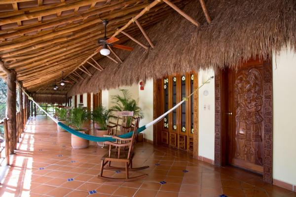 Lodge at Uxmal