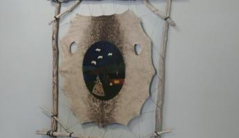 Sealskin art, Nain