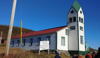 Moravian church, Nain