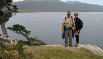 Hiking in Tierra del Fuego