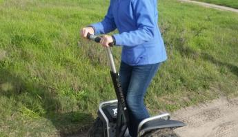 Segway Tour at Spier Winery