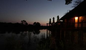 Sunrise at Waterside Lodge