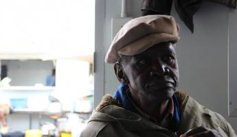 Robben Island Survivor in Cape Town