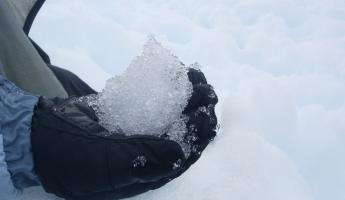 another view of the ice crystals