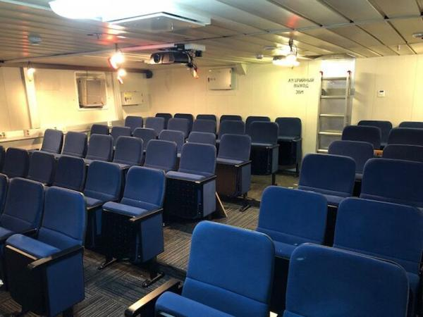 Lecture Theatre-Spirit of Enderby
