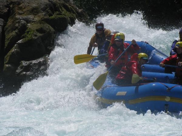 Pillow rapid-one of the most fun out there!