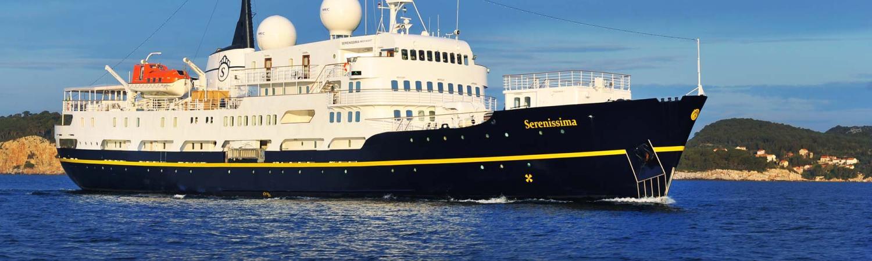 serenissima enjoy a contemporary expedition vessel. Black Bedroom Furniture Sets. Home Design Ideas