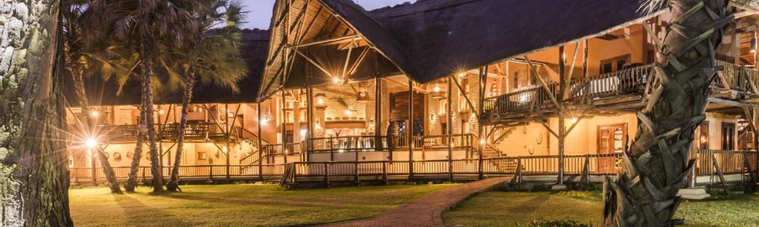The David Livingstone Safari Lodge & Spa