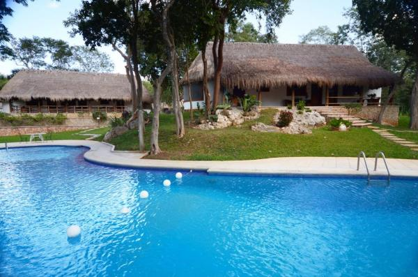 The Lodge at Chichen Itza
