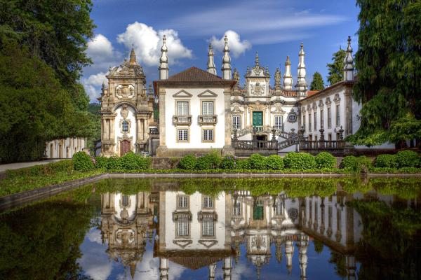 Mateus Palace, Portugal