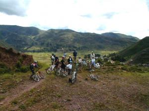 Mountain Biking in Sacred Valley and Cusco