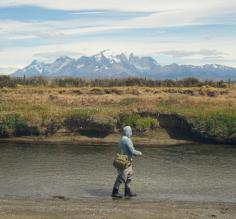 Fly fishing with Remota Lodge