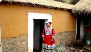 Homestay in Sibayo during Arequipa and Colca Canyon trip