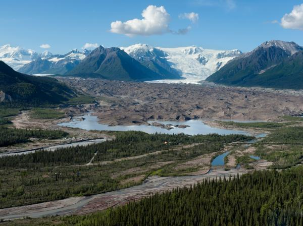 Explore the pristine wilderness of Wrangell-St. Elias National Park
