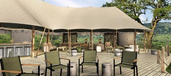 Magashi Tented Camp