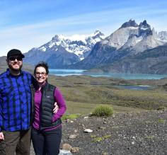 "Torres del Paine National Park - Full Day ""Paine by Van"" tour"
