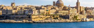 Stop in beautiful Malta
