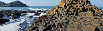 Explore the surreal Giant's Causeway