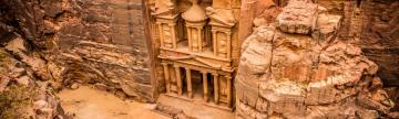 Explore the wonder that is Petra
