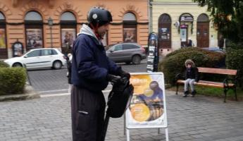 Segway at Buda Castle