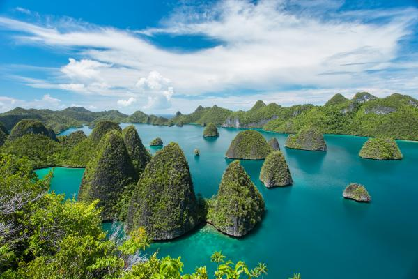 Explore some of Indonesia's 17,000 islands