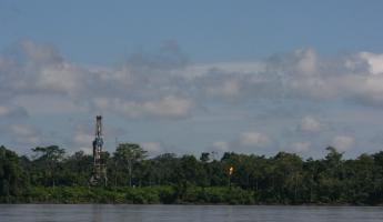 side effects of oil exploration in the Amazon
