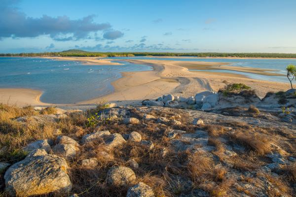 Explore the beautiful coastline of northern Australia