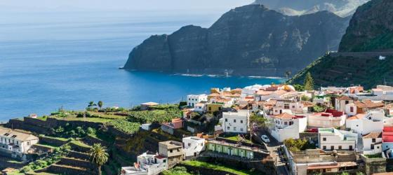 Explore the colorful canary islands