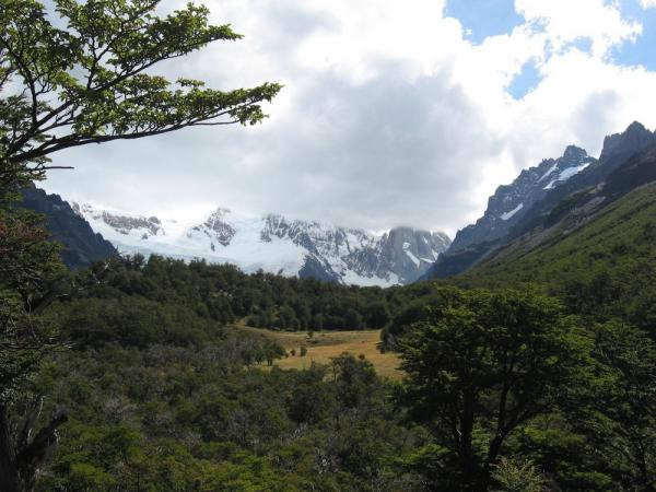 Beautiful River Valley on the way to Torre Lake