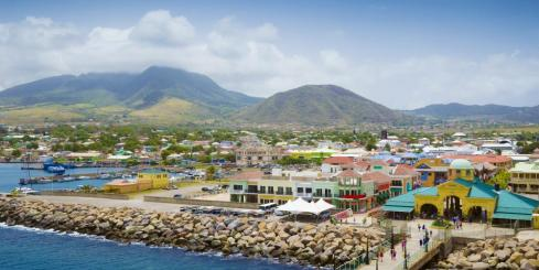 Explore colorful St. Kitts