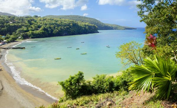 Relax in the natural beauty of St. Lucia